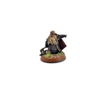 LOTR dwarf lord balin #1 METAL Middle Earth Games Workshop