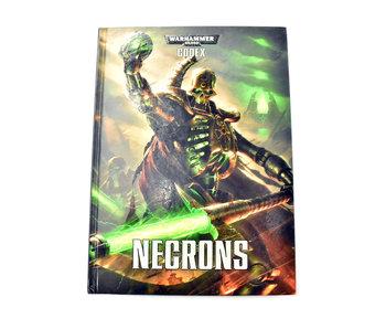 NECRONS Codex #1 Warhammer 40K