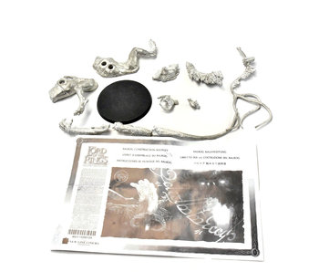 LOTR Balrog with whip #1 METAL Games workshop No Wing