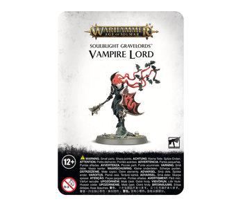 Soulblight Gravelords - Vampire Lord (PRE ORDER)