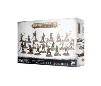 Soulblight Gravelords - Deadwalker Zombies (PRE ORDER)