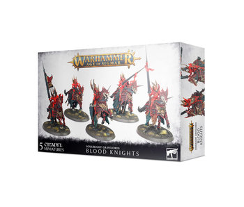 Soulblight Gravelords - Blood Knights (PRE ORDER)