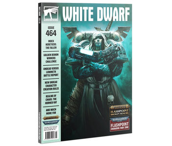White Dwarf 464 (May-21) (French) (PRE ORDER)