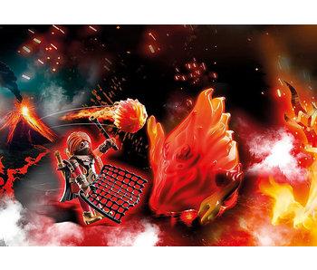 Burnham Raiders Spirit of Fire (70227)