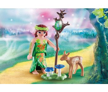 Fairy with Deer (70059)