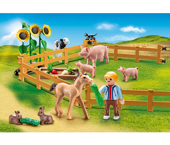 Farm Animals (9316)