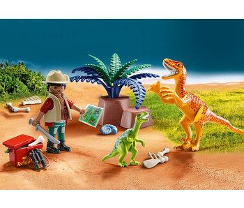 Dino Explorer Carry Case (70108)