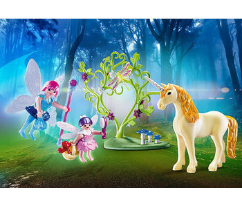Fairy Unicorn Carry Case (70529)