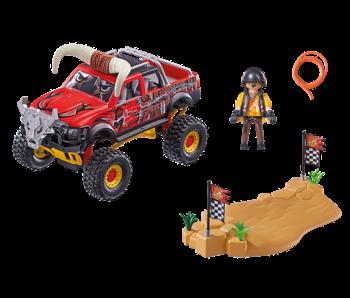 Stunt Show Bull Monster Truck (70549)