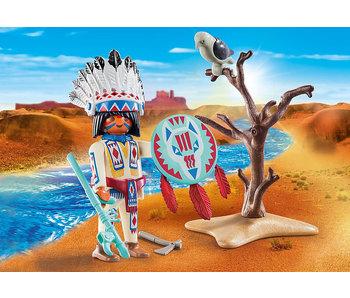 Native American Chief (70062)