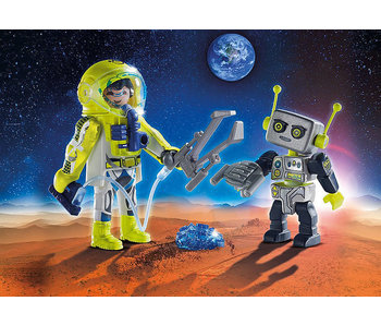 Astronaut and Robot Duo Pack (9492)