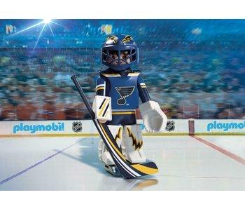 NHL St. Louis Blues Goalie (9183)