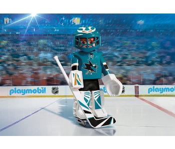 NHL San Jose Sharks Goalie (9197)