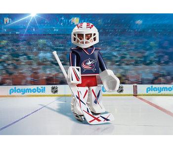 NHL Columbus Blue Jackets Goalie (9201)