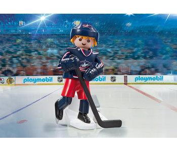 NHL Columbus Blue Jackets Player (9202)