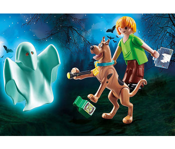 SCOOBY-DOO! Scooby & Shaggy with Ghost (70287)