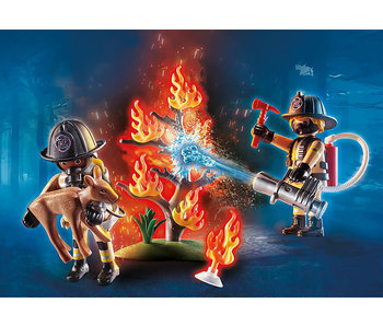 Forest Fire Squad (70488)