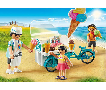 Ice Cream Cart (9426)