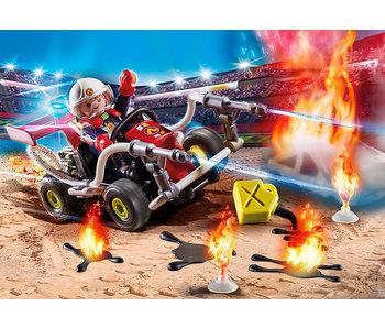 Stunt Show Fire Quad (70554)