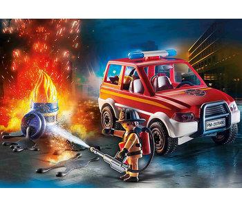 City Fire Emergency (70490)