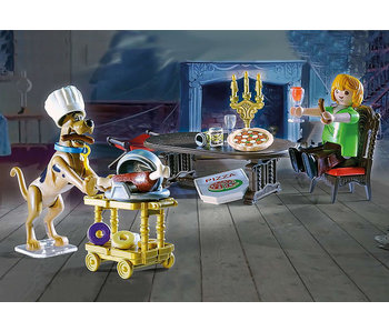 SCOOBY-DOO! Dinner with Shaggy (70363)