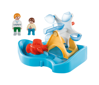 Water Wheel Carousel (70268)