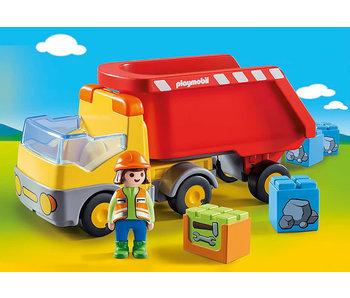 Dump Truck (70126)