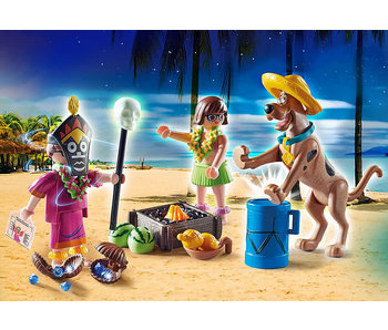 SCOOBY-DOO! Adventure with Witch Doctor (70707)