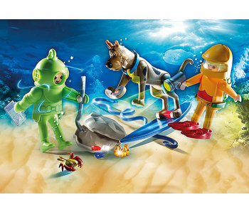 SCOOBY-DOO! Adventure with Ghost Diver (70708)