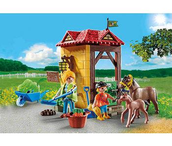 Starter Pack Horse Farm (70501)