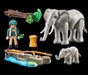 Elephant Habitat (70324)
