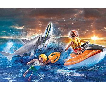 Shark Attack Rescue (70489)