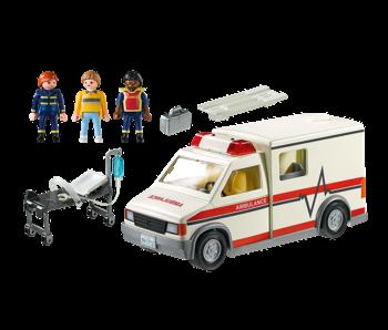Rescue Ambulance (5681)