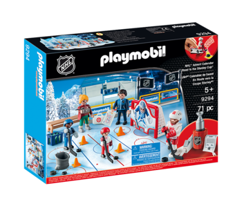 """NHL Advent Calendar """"Road to the Cup"""" (9294)"""