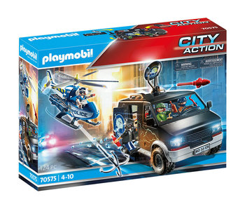 Helicopter Pursuit with Runawa (70575)
