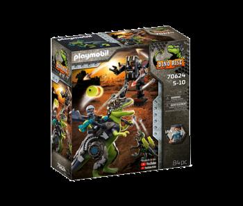 T-Rex: Battle of the Giants  (70624)