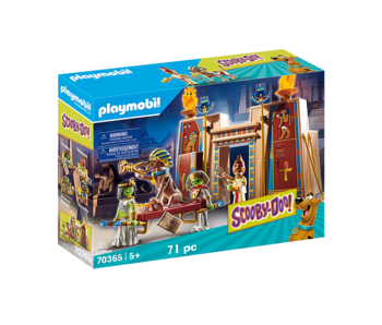 SCOOBY-DOO! Adventure in Egypt (70365)