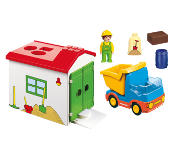Dump Truck (70184)