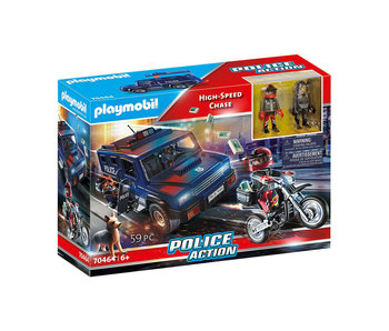 High-Speed Chase (70464)