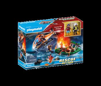 Coastal Fire Mission (70491)
