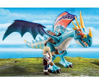 Dragon Racing: Astrid and Stormfly  (70728)