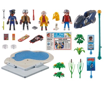 Back to the Future - Part II Hoverboard (70634)