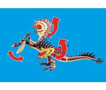 Dragon Racing: Snotlout and Hookfang  (70731)