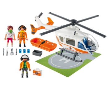 Rescue Helicopter (70048)