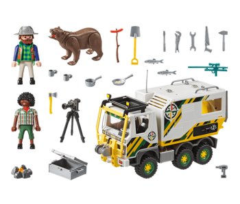 Outdoor Expedition Truck (70278)