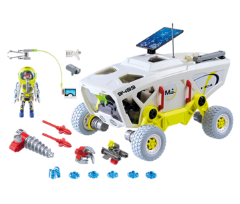 Mars Research Vehicle (9489)