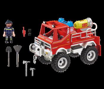 Fire Truck (9466)