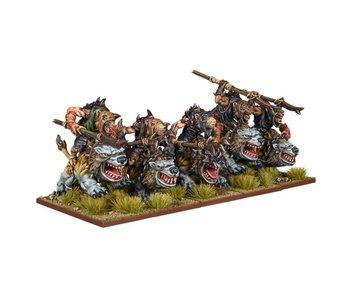 Kings Of War - Ratkin Hackpaws Troop