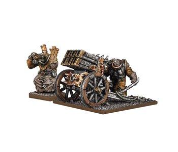 Kings of War - Ratkin Shredder Warengine