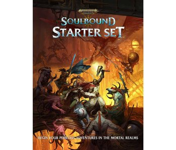 Warhammer Age of Sigmar - Soulbound - Starter Set